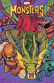 Marvel Monsters (2019) No.1