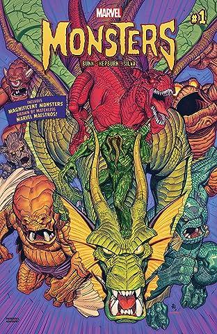 Marvel Monsters (2019) #1