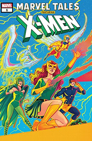 Marvel Tales: X-Men (2019) No.1