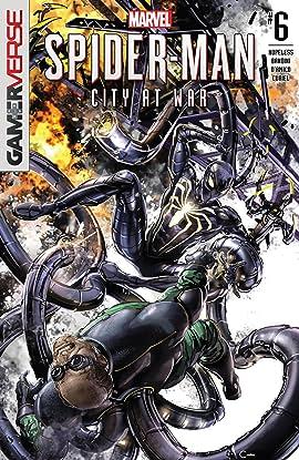 Marvel's Spider-Man: City At War (2019) #6 (of 6)