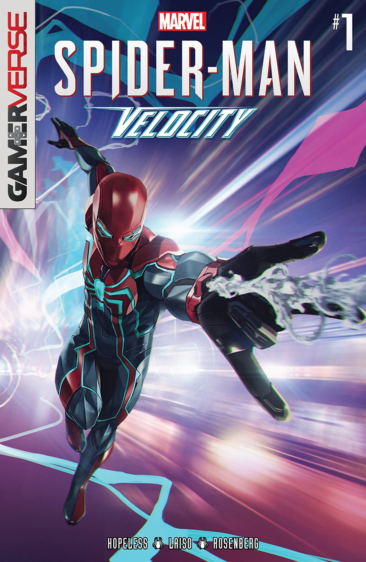 Marvel's Spider-Man: Velocity (2019-) No.1 (sur 5)