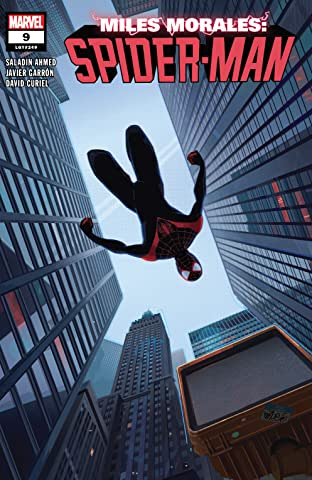 Miles Morales: Spider-Man (2018-) No.9