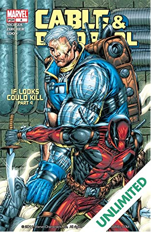 Cable & Deadpool #4