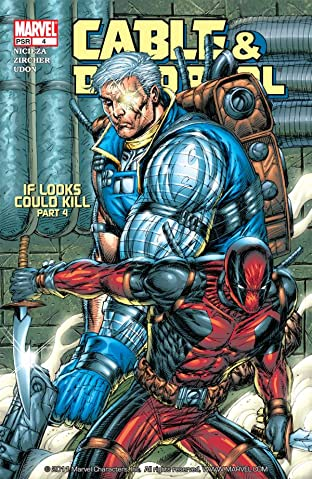 Cable & Deadpool No.4