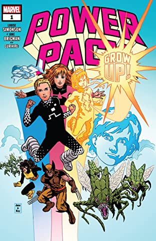Power Pack: Grow Up! (2019) No.1