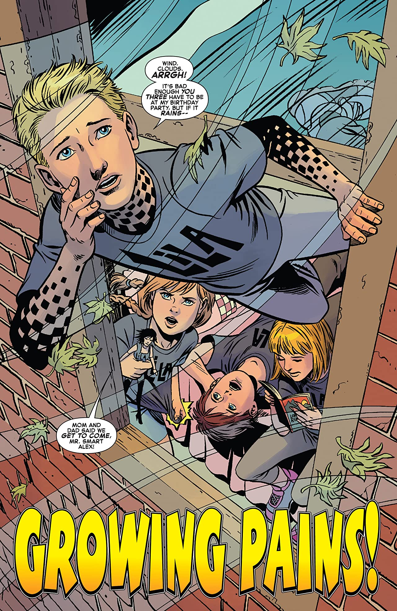 Power Pack: Grow Up! (2019) #1