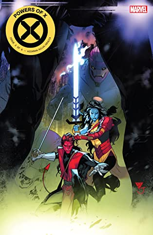 Powers Of X (2019-) #3 (of 6)