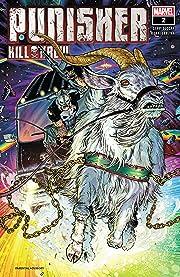 Punisher Kill Krew (2019) #2 (of 5)