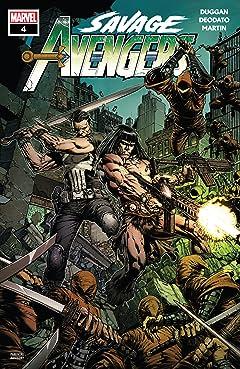 Savage Avengers (2019-) #4
