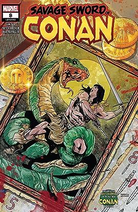 Savage Sword Of Conan (2019-) #8