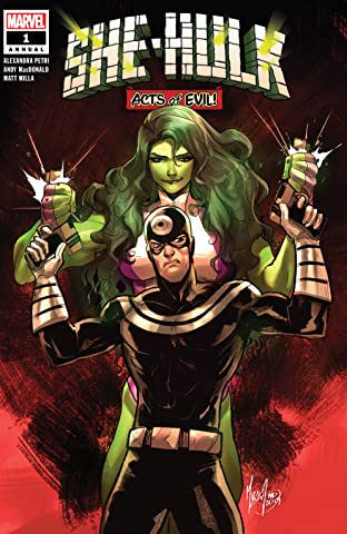 She-Hulk Annual (2019) #1