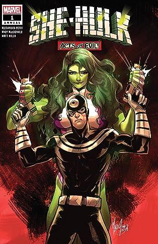 She-Hulk Annual (2019) #1