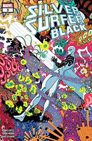 Silver Surfer: Black (2019-) #3 (of 5)