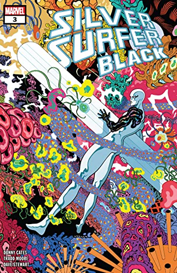 Silver Surfer: Black (2019) #3 (of 5)