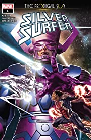Silver Surfer: The Prodigal Sun (2019) #1