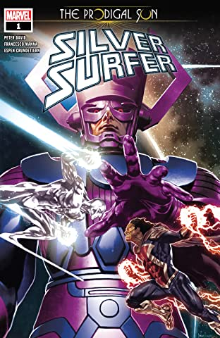 Silver Surfer: The Prodigal Sun (2019) No.1