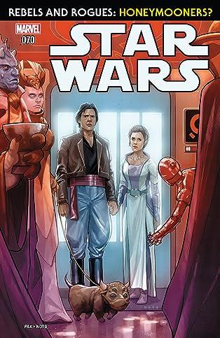 Star Wars (2015-2019) #70