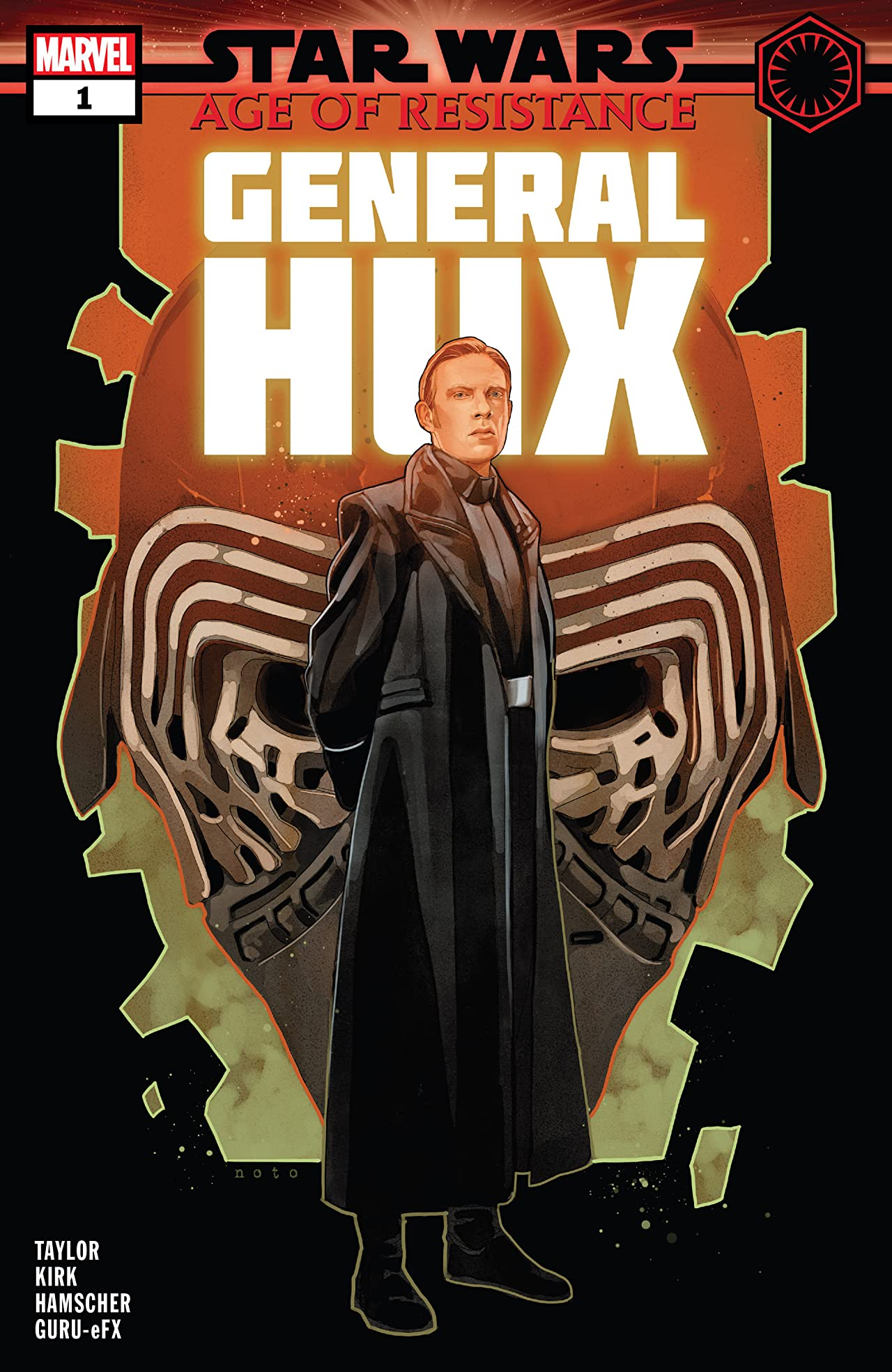 Star Wars: Age Of Resistance - General Hux (2019) No.1