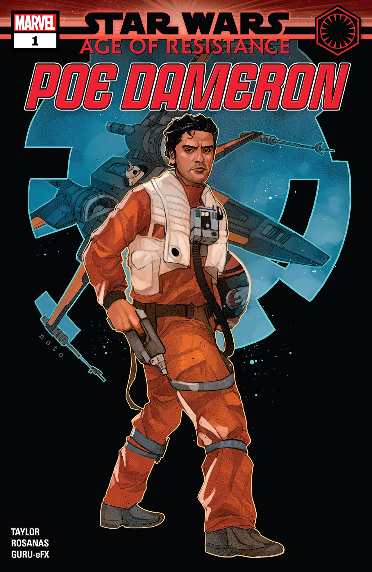 Star Wars: Age Of Resistance - Poe Dameron (2019) No.1