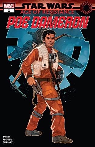 Star Wars: Age Of Resistance - Poe Dameron (2019) #1