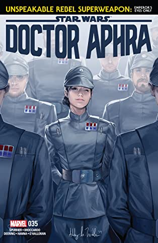 Star Wars: Doctor Aphra (2016-) #35