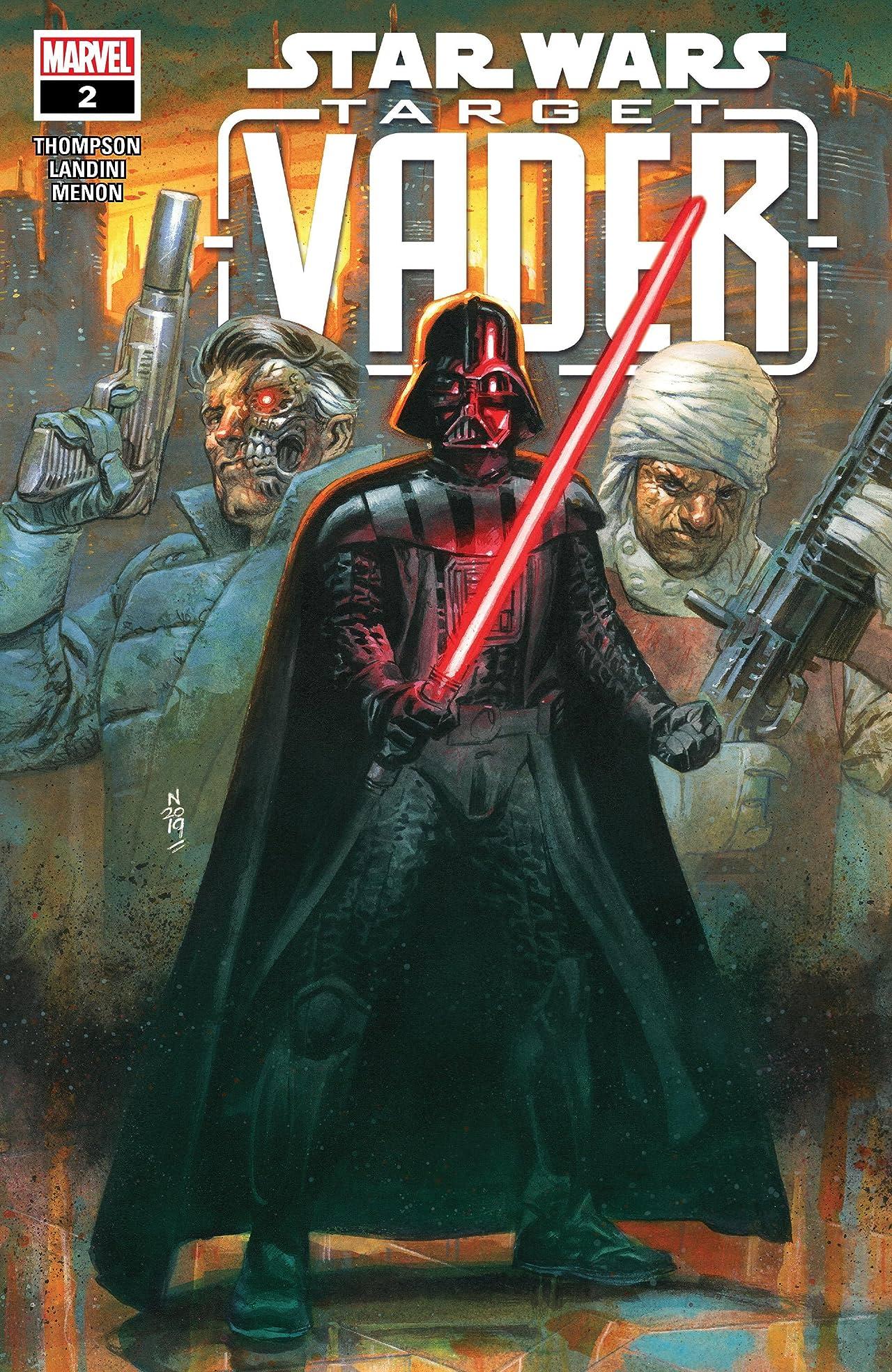 Star Wars: Target Vader (2019-) No.2 (sur 6)