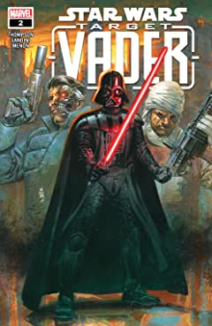 Star Wars: Target Vader (2019) #2 (of 6)