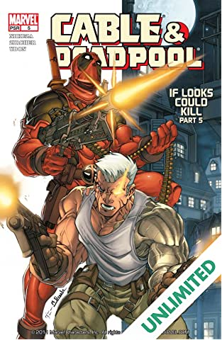 Cable & Deadpool #5