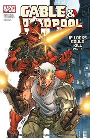 Cable & Deadpool No.5