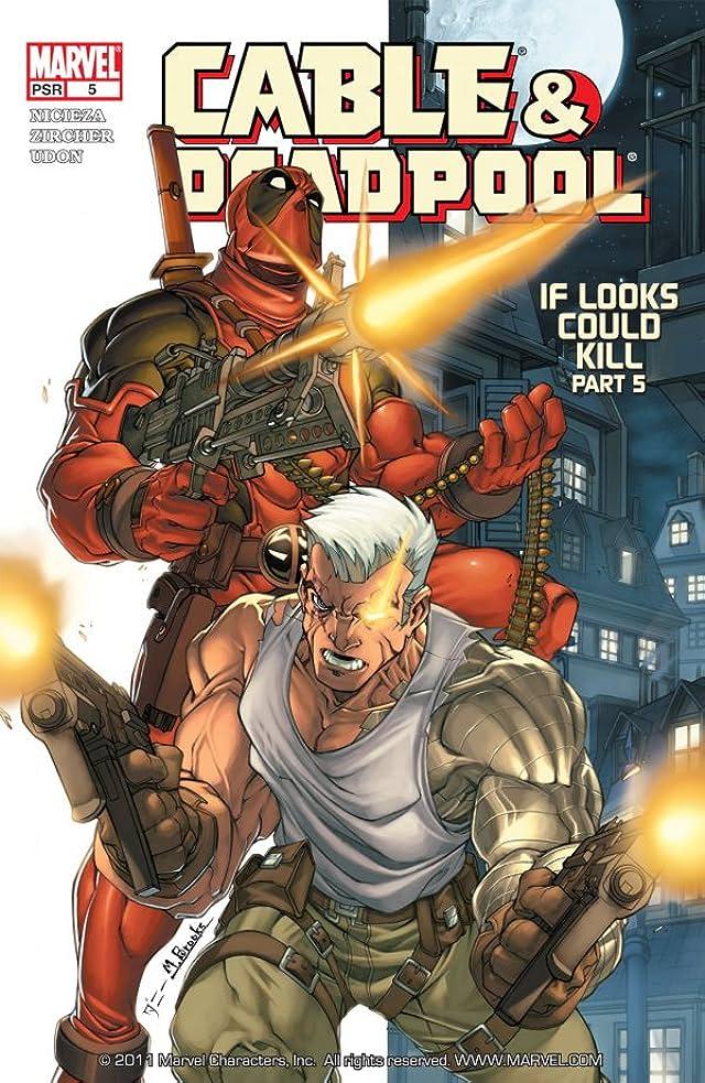 Cable & Deadpool #5