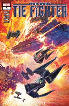 Star Wars: Tie Fighter (2019-) #5 (of 5)