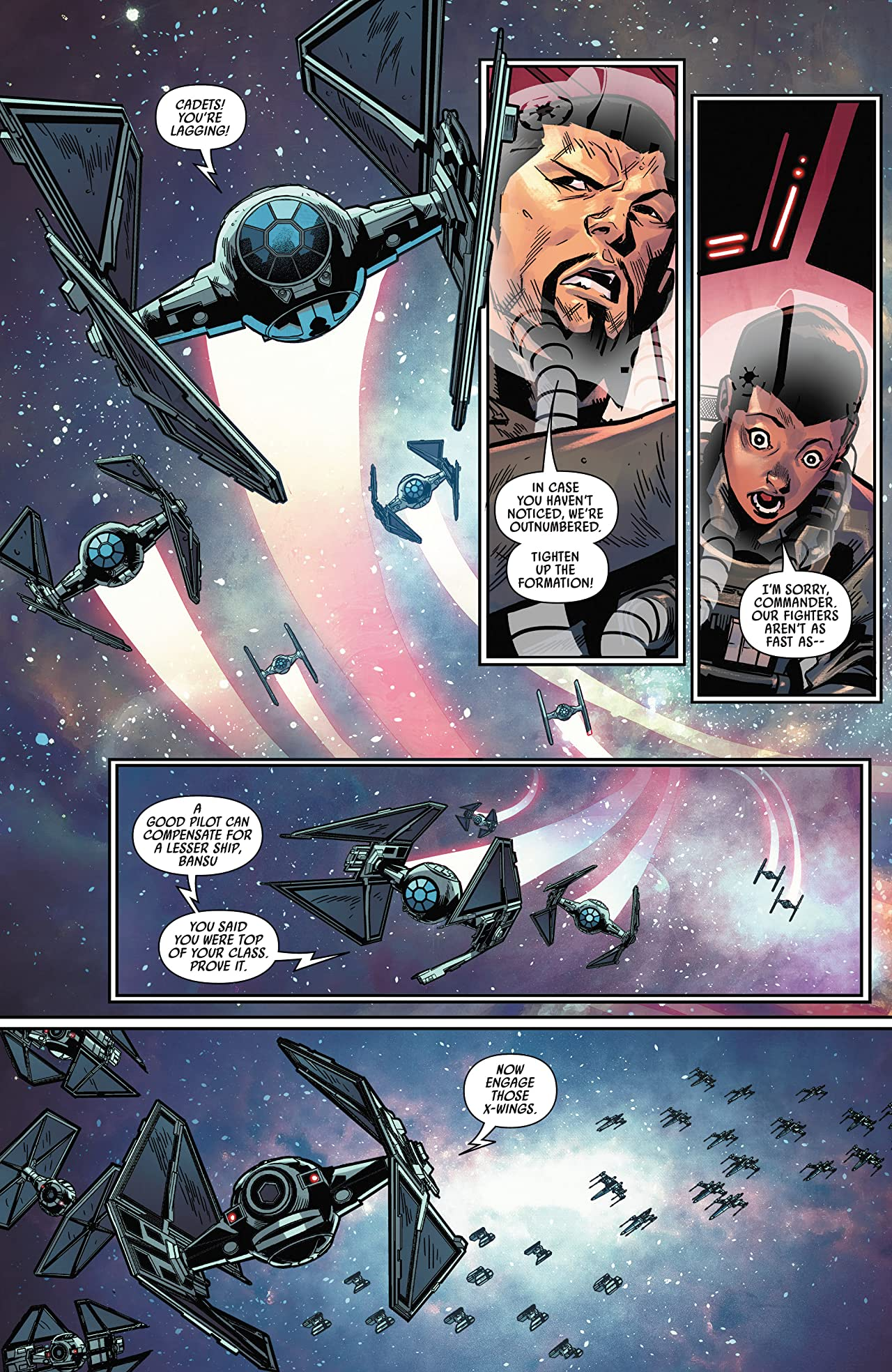 Star Wars: Tie Fighter (2019) #5 (of 5)