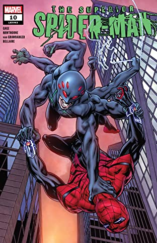 Superior Spider-Man (2018-) #10