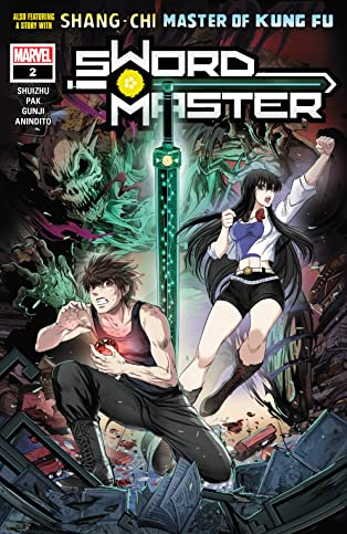 Sword Master (2019-) #2