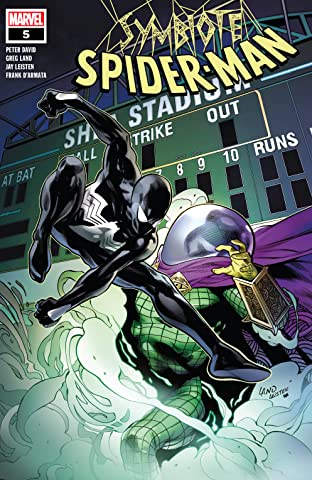 Symbiote Spider-Man (2019) No.5 (sur 5)