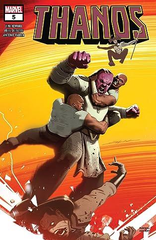 Thanos (2019) #5 (of 6)