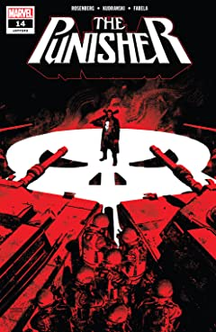 The Punisher (2018-) No.14