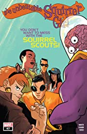 The Unbeatable Squirrel Girl (2015-) #47