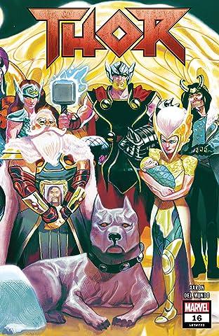 Thor (2018-2019) No.16