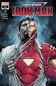 Tony Stark: Iron Man (2018-2019) #15