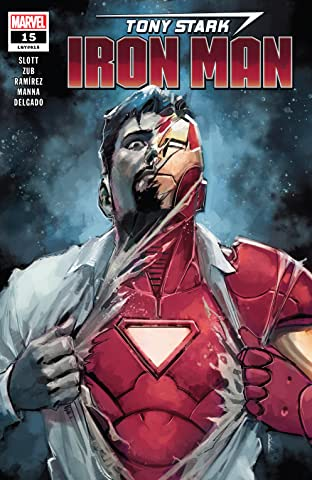 Tony Stark: Iron Man (2018-) No.15