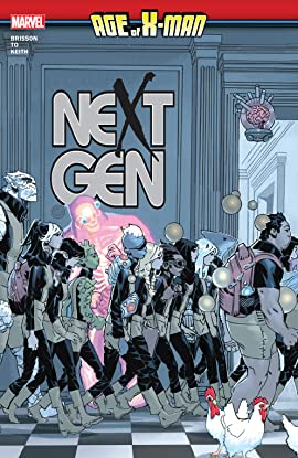 Age Of X-Man: Nextgen