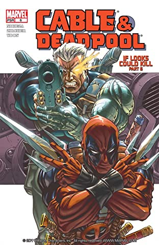 Cable & Deadpool No.6