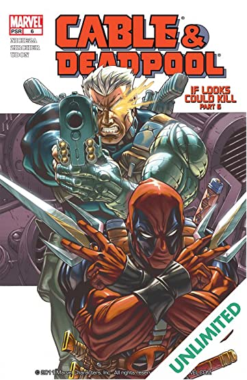 Cable & Deadpool #6