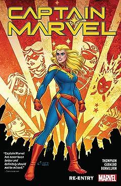 Captain Marvel Vol. 1: Re-Entry