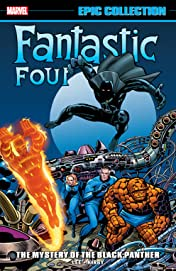 Fantastic Four Epic Collection: The Mystery Of The Black Panther