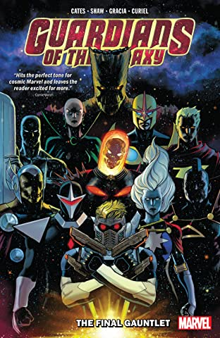 Guardians Of The Galaxy Vol. 1: The Final Gauntlet