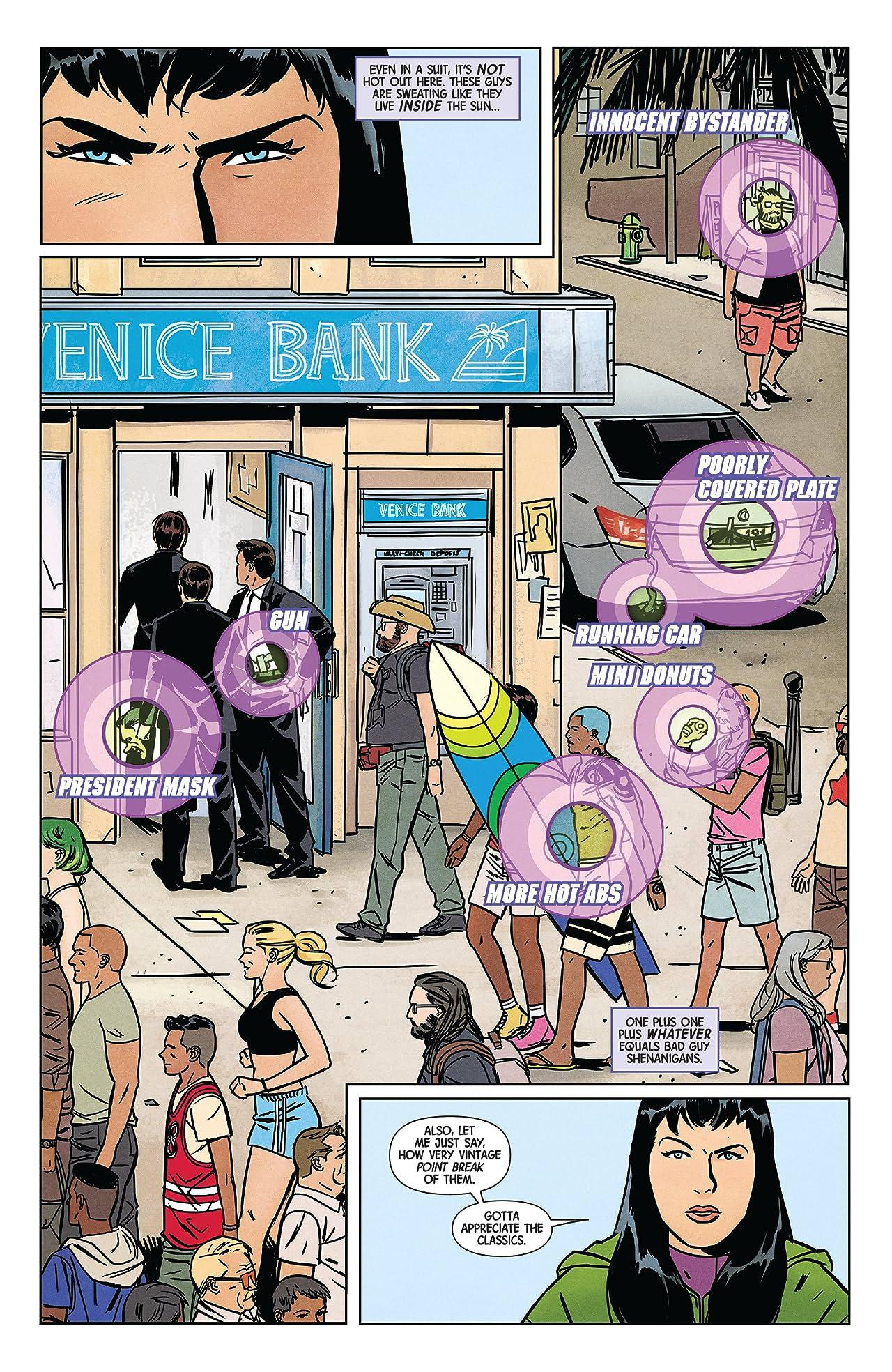 Hawkeye: Private Eye