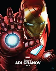 Marvel Monograph: The Art Of Adi Granov Vol. 1