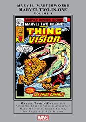 Marvel Two-In-One Masterworks Vol. 4